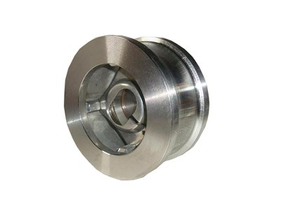 Lift type wafer check valve(long type)